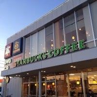 スターバックスコーヒー TSUTAYA東松本店