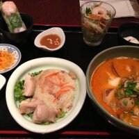 ベトナム料理 Lotus moon ロータスムーン 東京ドームシティラクーア
