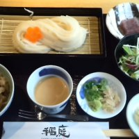 秋田郷土料理とうどん 稲庭 永田町