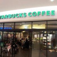 スターバックスコーヒー ダイバーシティ東京プラザ店
