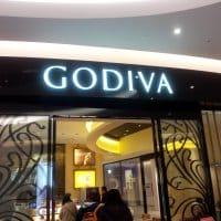 GODIVA ダイバーシティ東京プラザ店