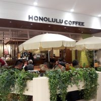 HONOLULU COFFEE ダイバーシティ東京プラザ店