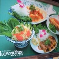 タイ料理 レモングラス 銀座