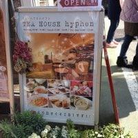 TEA HOUSE hyphen ハイフン 自由が丘の口コミ