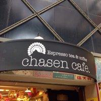 chasen cafe なんば千日前店