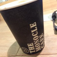 THE MONOCLE CAFE モノクル カフェ