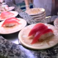 回転寿司 魚活 上野の口コミ