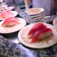 回転寿司 魚活 上野