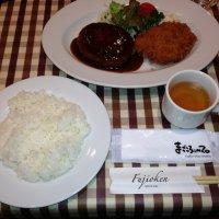 洋食ステーキカレー フジオ軒 お茶の水ワテラス店