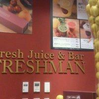 Fresh Juice&Bar FRESHMAN フレッシュマン コレド室町