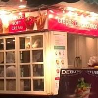 crepes de cocorico 梅田店