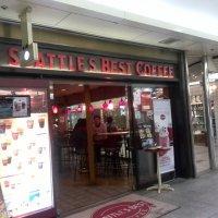 シアトルズベストコーヒー 阪急三番街店