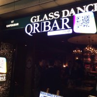 QR BAR GLASS DANCE 六本木
