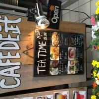Cafe de 武 明治神宮前