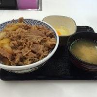 吉野家 6号線勝田店の口コミ