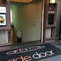 炭火焼×イタリアン×バー side door サイドドア