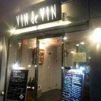 ワインバー VIN de VIN ヴァン ド ヴァン