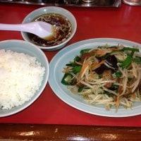 中華料理 丸吉飯店 大井町
