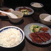 炭焼牛たん東山 日本橋茅場町店