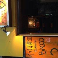 イタリア食堂 トラットリア バッコ