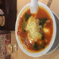 太陽のトマト麺  中村橋支店