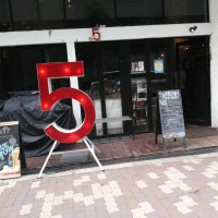 Five 南堀江