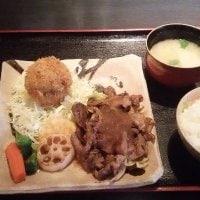 鉄板ステーキ 三田