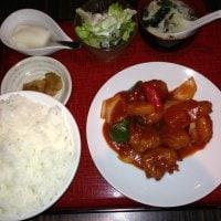中華料理華の星梅屋敷店