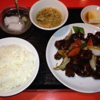 中華料理 福満苑