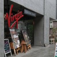 VIRGIN CAFE 西麻布店