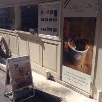 カフェ ド ラ ヴィル フレンチトースト店