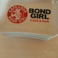 CAFE&BAR BONDGIRL 名駅西店