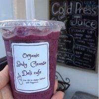 Organic Body Cleanse Deli cafe