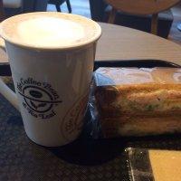 コーヒービーン&ティーリーフ 日本橋店