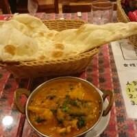 インド料理店  サッツカール