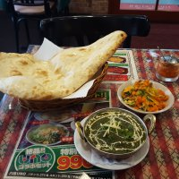 インド料理 サンティ新八柱店