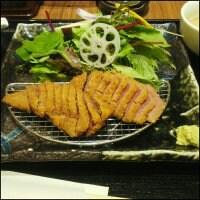 牛かつあおな 西武新宿店