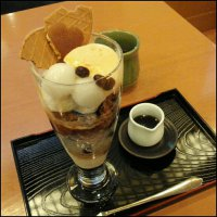 銀座 松崎煎餅 お茶席